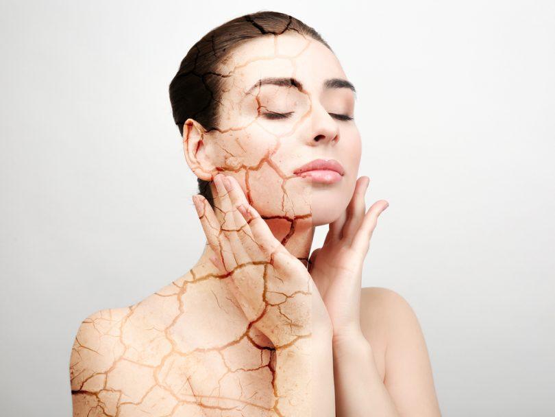 Probleme cu pielea fetei pot aparea din greseli facute inconstient