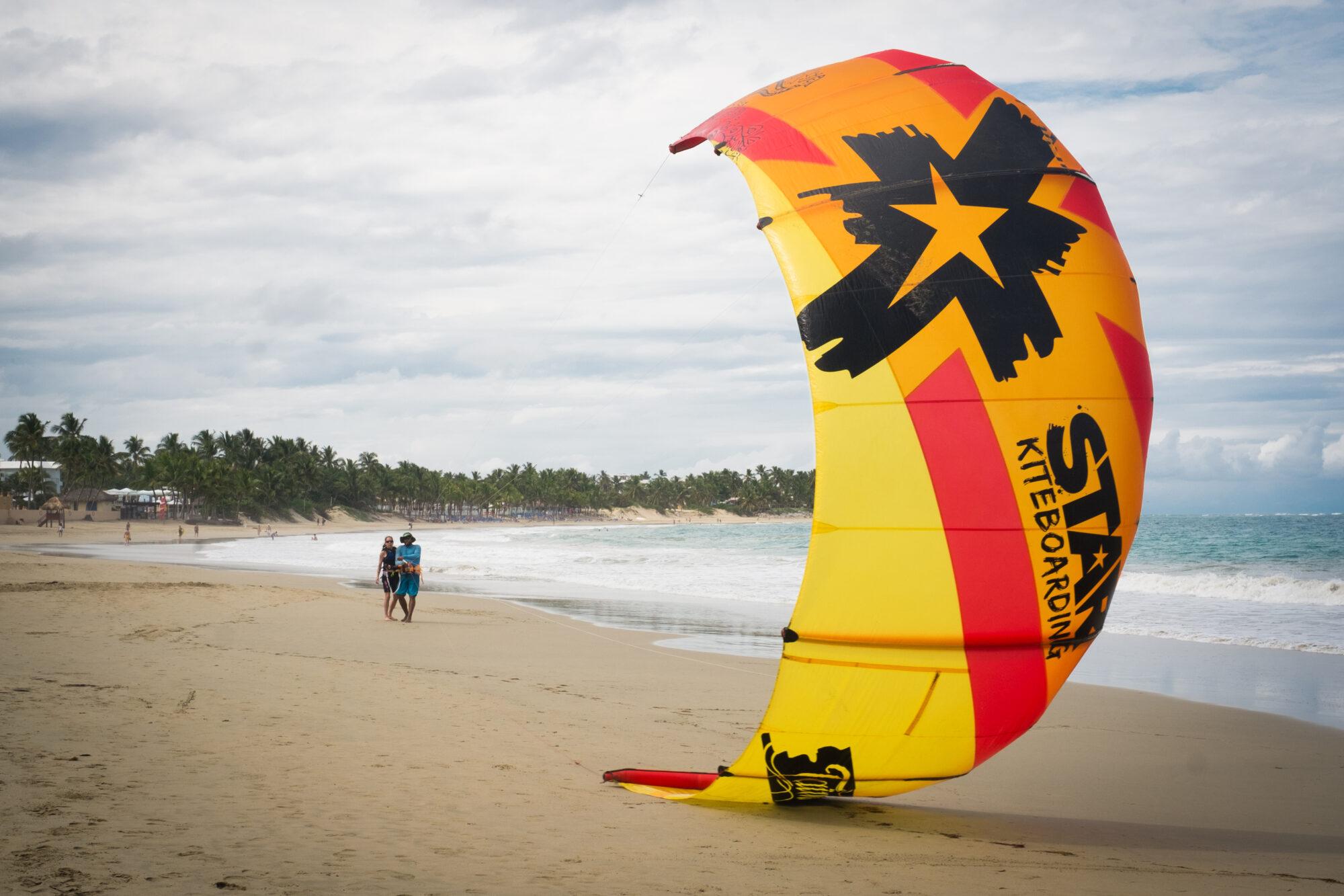 destinatii de vacanta kitesurfing