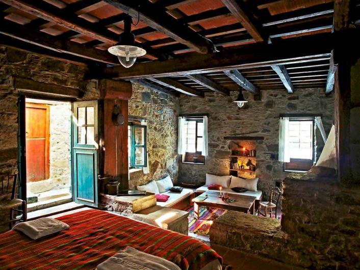 hoteluri eco Milia Grecia