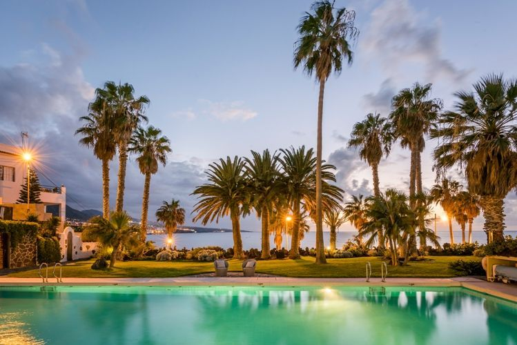 hoteluri eco Oceano Tenerife