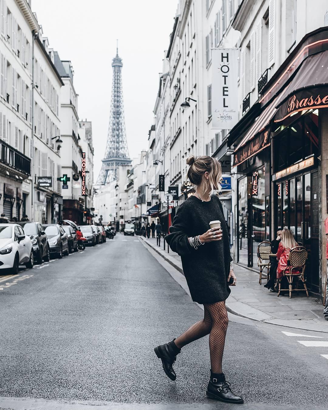 Cum sa intalne ti o fata in Paris