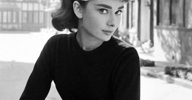 fashion icons Hollywood Audrey Hepburn