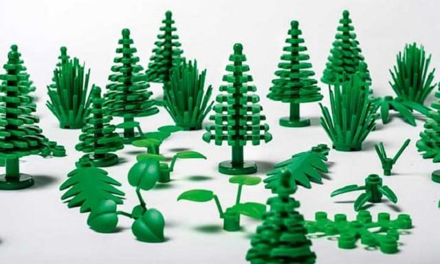 Lego piese sustenabile