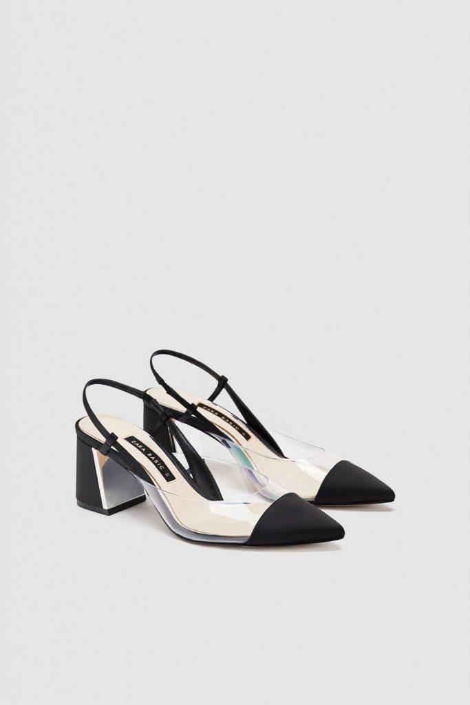 pantofi de toamna cu toc patrat