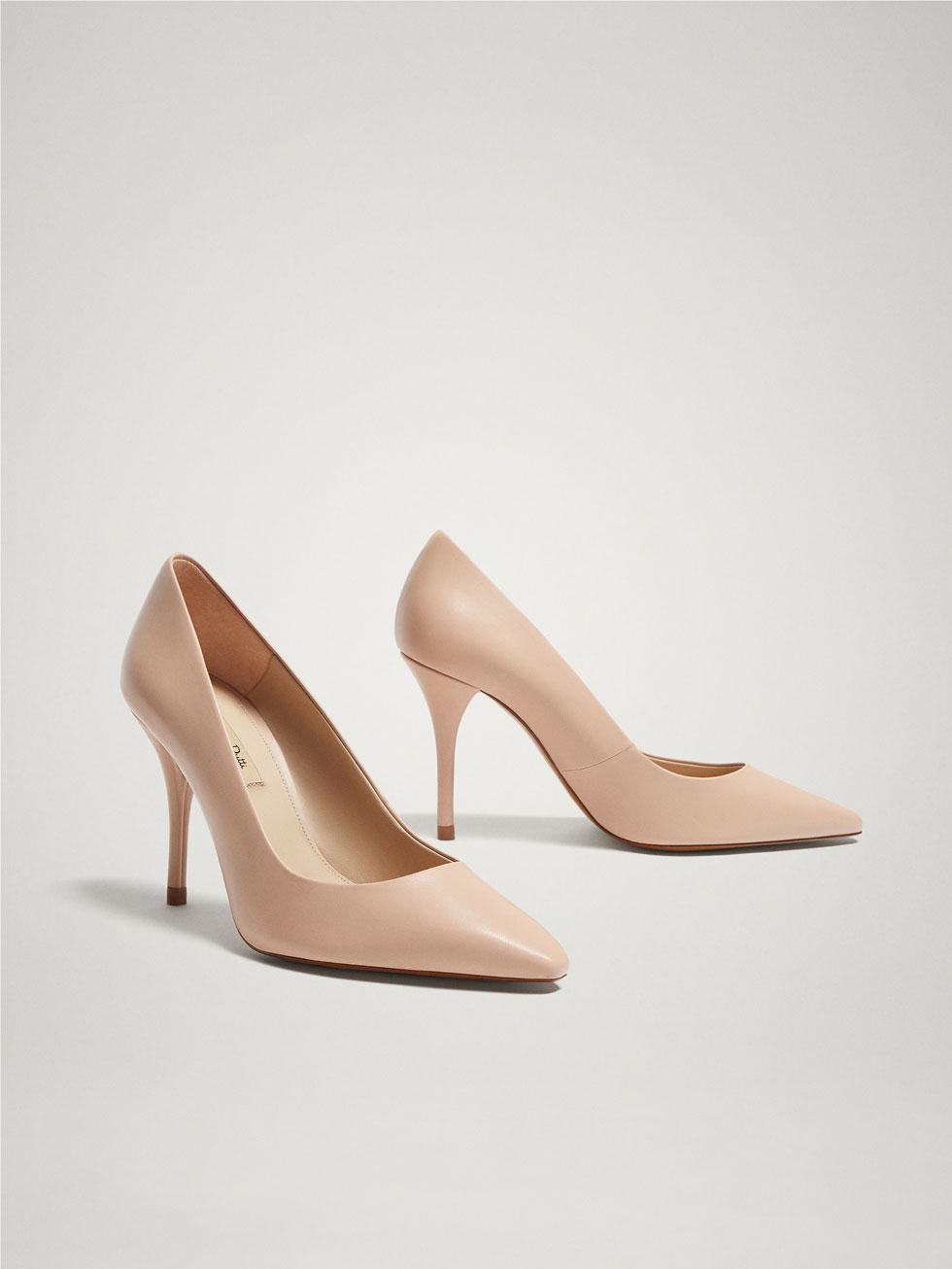 pantofii nude stiletto