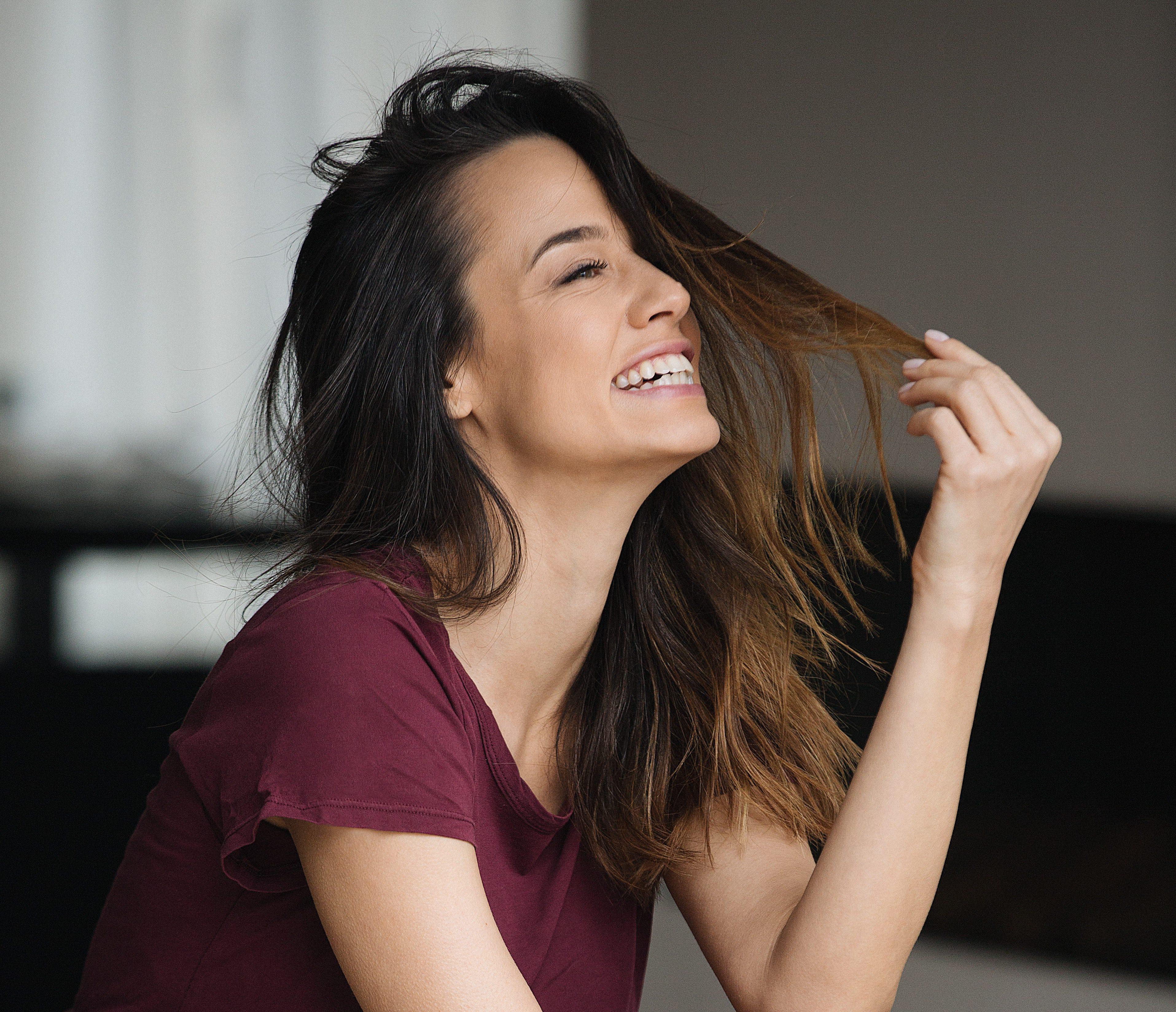 Frumusetea naturala a femeii