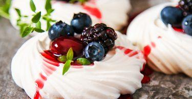 pavlova dietetica