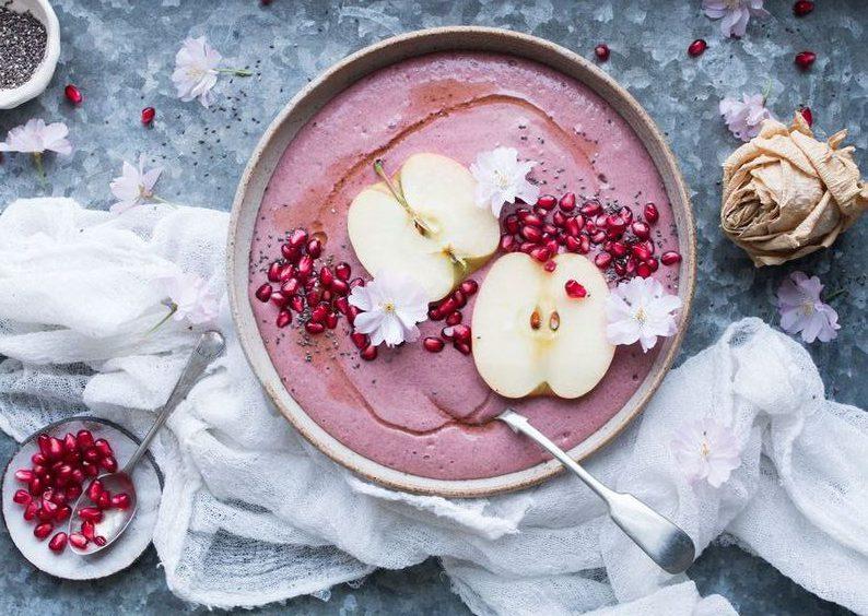 mic dejun plin de antioxidanti