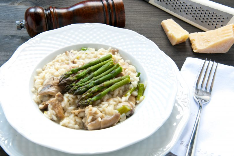 risotto Jamie Oliver