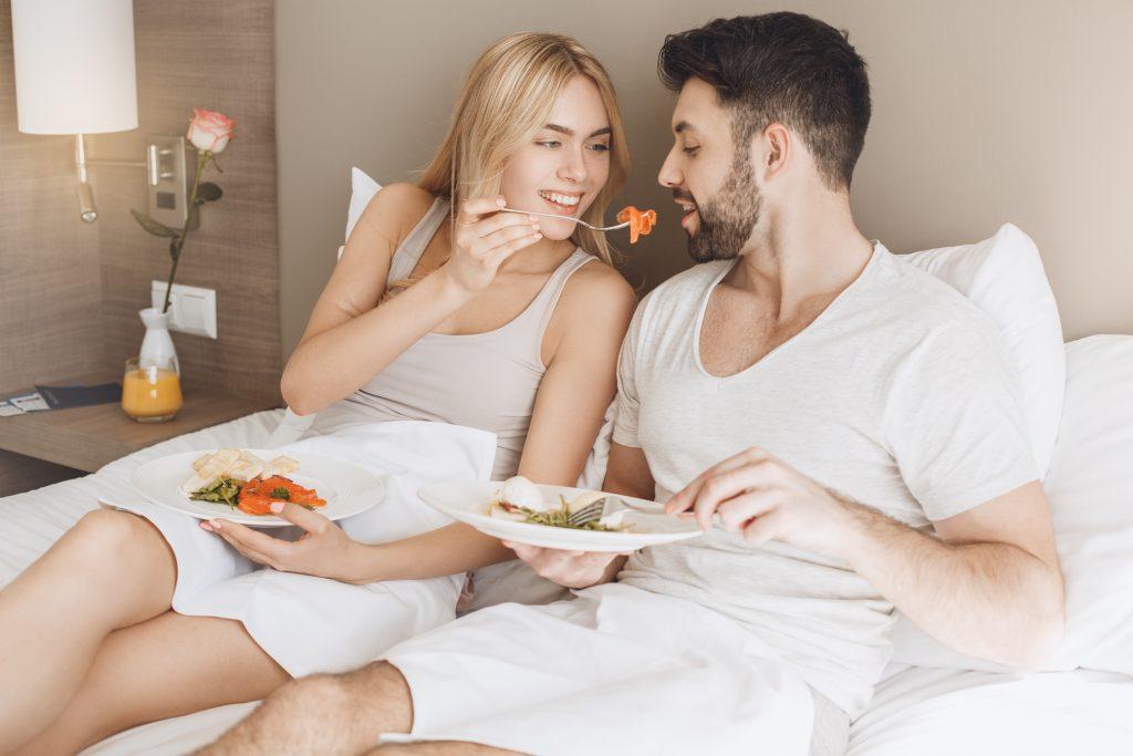 ce puteți mânca pentru a vă îmbunătăți erecția)