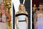 cele mai frumoase tinute de la Oscar