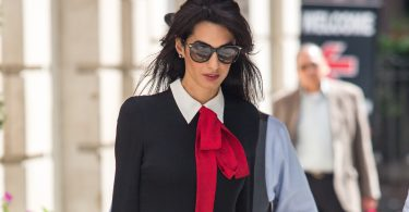 Tinutele office ale lui Amal Clooney