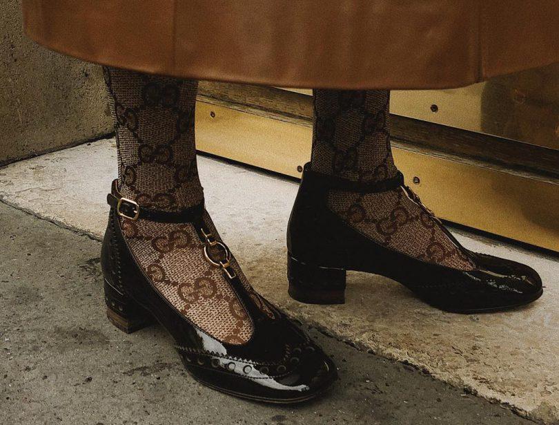 pantofi cu toc scurt