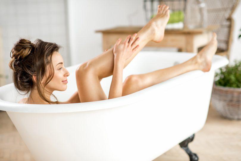 masajul cu ulei cald