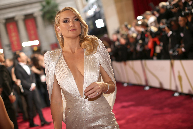 Kate Hudson Pierderea în greutate mai lentă, dar mai bună